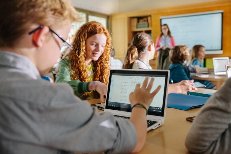 Fremtidens klasserom – hvordan vil de se ut?