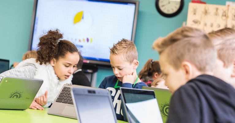 Læring og interaktivitet i det moderne klasserommet