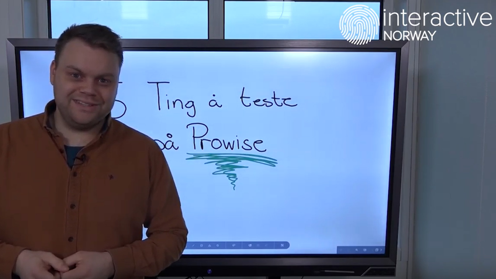 Prowise-touchscreen